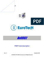 Post Card Codes