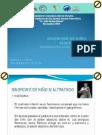 Sindrome de Nino Maltratado