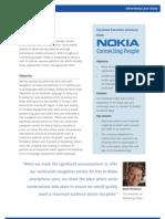 Nokia CaseStudy
