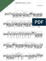 Boccherini Luigi Boccherini Op13 n 5 Minueto Gp 26263