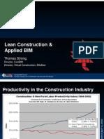 Lean Construction SMR 2013 | Lean Manufacturing | Enterprise