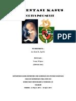 55377812 Case Abortus Inkomplit VENNY