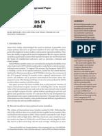 SIPRI - Background Paper April 2009
