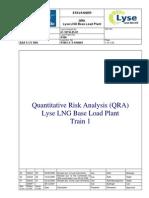 DNV QRA Sample Report