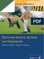 Ejercicios Tecnico-tacticos Con Finaliza - Agustin Fernandez Ochoa