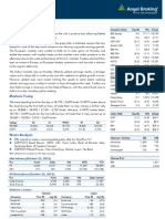 Market Outlook 23-10-12