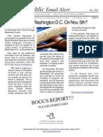 281 - Mass Arrests in Washington D.C..