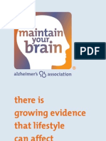 information for educators to use to guide students about the use of their brains