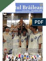 Revista Sportul Brailean, Nr.1, 2009