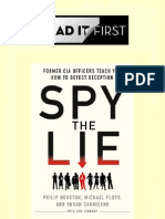 95025511 Spy the Lie Former CIA Officers Teach You How to Detect Deception