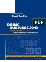 Doing Business Slovakia