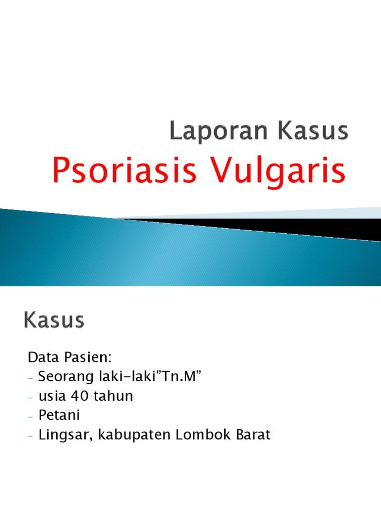 laporan kasus psoriasis vulgaris pdf