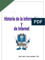 historia de la informatica de Helen Villalta y Annie Hernández
