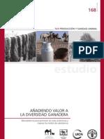 Puesta en Valor Ovino FAO