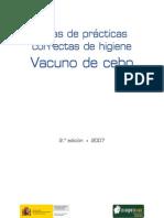 Guia Vacuno de Cebo MAPA