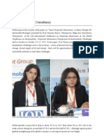 Paper GlobalConventionOct2012 ProfPoonamKumar