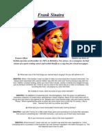 Frank Sinatra Media