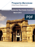 Ahmedabad Realestate Overview March2012