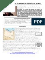 Authentic Voices - Libya Status of Women