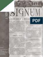 Signum 4. - Mesélői Hibák