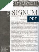 Signum 6. - Csipke és Acél