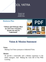 Cool Yatra Business Plan