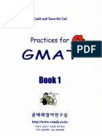 Practices for GMAT