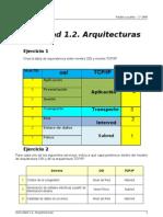 RL - Actividad 1.2 - Arquitecturas