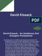 David Kissack