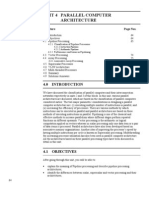 1.4-Parallel Computer Architecture