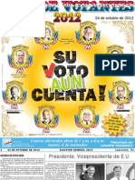 Spanish Voters Guide
