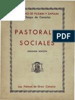 pastorales sociales