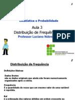 PDF Aula 3 Graficos e Distribuicao de Frequencias
