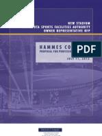 Hammes Company project management proposal