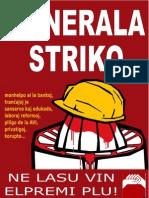 Generala Striko Atac Neoliberal EO