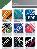 2012 Catalogue Print