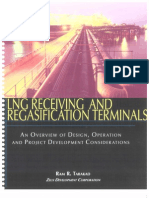 LNG Receiving & Regasification Terminals