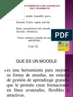 Diapositivas Dl Moodle