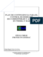 Plan Contingencia Para Derrames