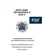 Buku Ajar Orto II Th 2008