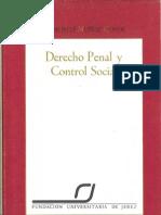 DERECHO PENAL Y CONTROL SOCIAL - FRANCISCO MUÑOZ CONDE