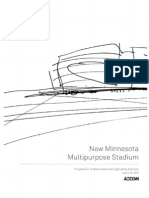AECOM Vikings Stadium Proposal