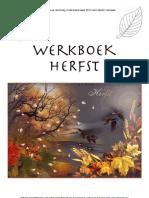 Werkboek Herfst Met Werkbladen over de herfst