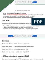Aula 03 - Introdução ao HTML