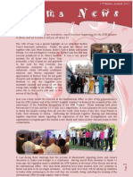 Aroma News 11th Edition Autumn 2012