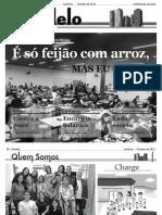 Jornal Paralelo - 1ª Edição - Outubro de 2012