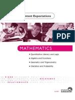 Ets Math Content