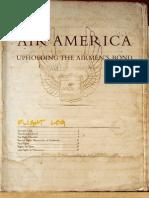 Air America Upholding the Airmen's Bond