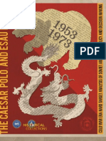 Cold War Era Hard Target Analysis of Soviet and Chinese Policy and Decision Making, 1953-1973