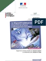 Dispositifs Medicaux - CAS